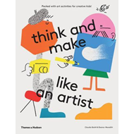 think and make like an artist (BOK)