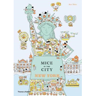 Mice in the City: New York (BOK)