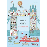 Mice in the City: London (BOK)