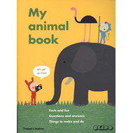 My Animal Book (BOK)