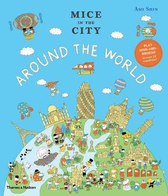 Mice in the City: Around the World (BOK)
