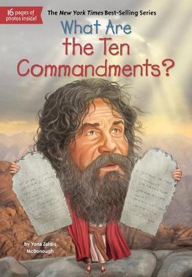 What Are the Ten Commandments? (BOK)
