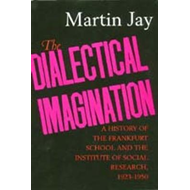 The Dialectical Imagination: A History of the Frankfurt School and the Institute of Social Research, 1923-1950 (BOK)