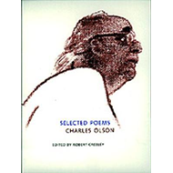 Selected Poems of Charles Olson (BOK)
