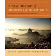 New History of Modern Latin America (BOK)