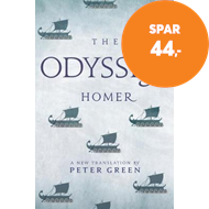 Produktbilde for The Odyssey - A New Translation by Peter Green (BOK)