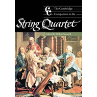 Cambridge Companion to the String Quartet (BOK)