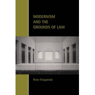 Modernism and the Grounds of Law (BOK)