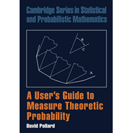 User's Guide to Measure Theoretic Probability (BOK)