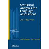 Statistical Analyses for Language Assessment (BOK)