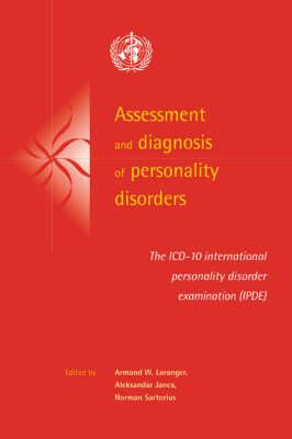 Assessment and Diagnosis of Personality Disorders (BOK)