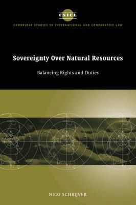 Sovereignty Over Natural Resources: Balancing Rights and Duties (BOK)