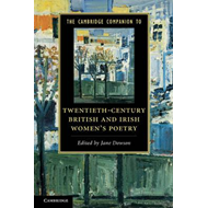 Cambridge Companion to Twentieth-century British and Irish W (BOK)