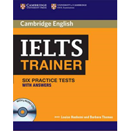 IELTS Trainer Six Practice Tests with Answers and Audio CDs (BOK)