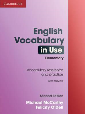 English Vocabulary in Use Elementary with Answers (BOK)