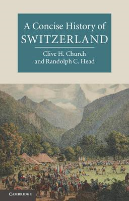 Concise History of Switzerland (BOK)
