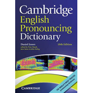 Cambridge English Pronouncing Dictionary (BOK)