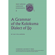 Grammar of the Kolokuma Dialect of Ijo (BOK)