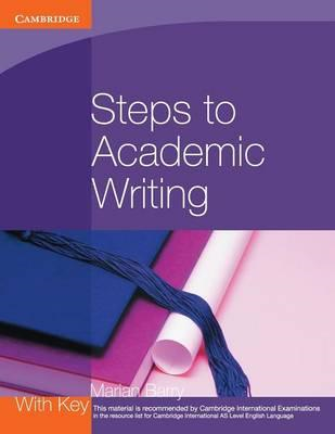 Steps to Academic Writing (BOK)