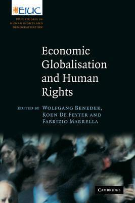 Economic Globalisation and Human Rights (BOK)