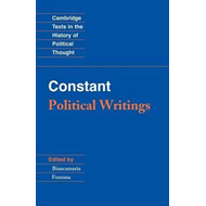 Constant: Political Writings (BOK)