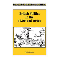 British Politics in the 1930s and 1940s (BOK)