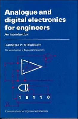 Analogue and Digital Electronics for Engineers (BOK)