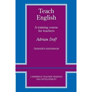 Teach English Trainer's handbook (BOK)