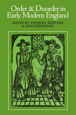Order and Disorder in Early Modern England (BOK)