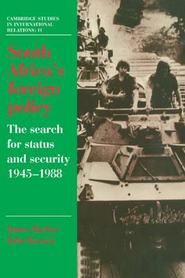 South Africa's Foreign Policy (BOK)