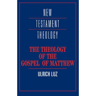 Theology of the Gospel of Matthew (BOK)