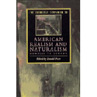 Cambridge Companion to American Realism and Naturalism (BOK)