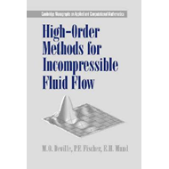 High-Order Methods for Incompressible Fluid Flow (BOK)