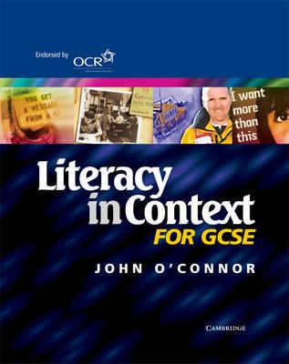 Literacy in Context for GCSE Student's Book (BOK)