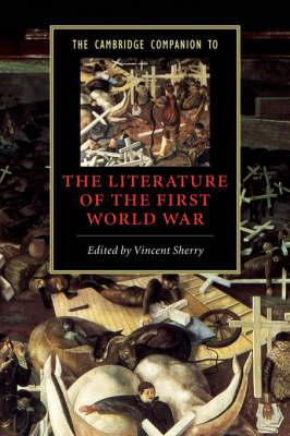 Cambridge Companion to the Literature of the First World War (BOK)