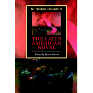 Cambridge Companion to the Latin American Novel (BOK)