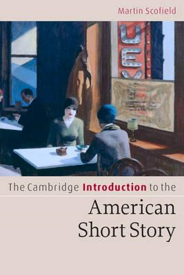 Cambridge Introduction to the American Short Story (BOK)