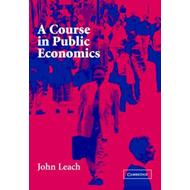 Course in Public Economics (BOK)