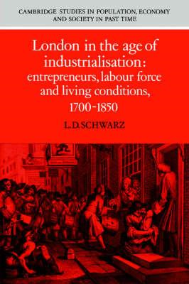 London in the Age of Industrialisation (BOK)