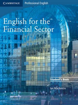 English for the Financial Sector Student's Book (BOK)