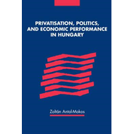 Privatisation, Politics, and Economic Performance in Hungary (BOK)