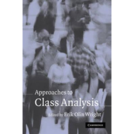 Approaches to Class Analysis (BOK)