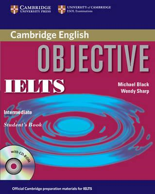 Objective IELTS Intermediate Student's Book with CD ROM (BOK)
