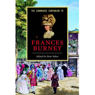Cambridge Companion to Frances Burney (BOK)