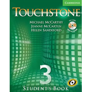 Touchstone Level 3 Student's Book with Audio CD/CD-ROM (BOK)