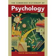 Cambridge Dictionary of Psychology (BOK)