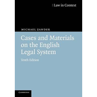 Cases and Materials on the English Legal System (BOK)
