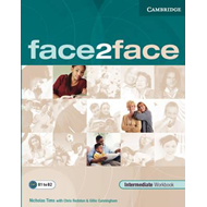 face2face Intermediate Workbook with Key (BOK)