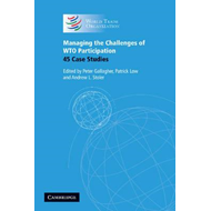 Managing the Challenges of WTO Participation (BOK)