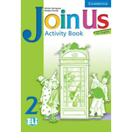 Join Us for English 2 Activity Book (BOK)